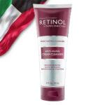 retinol cream cleanser