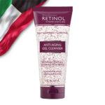 retinol gel cleanser